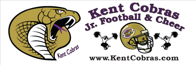 Kent Cobras Youth Association Custom Shirts & Apparel